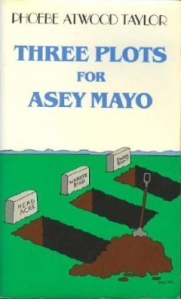 Three Plots for Asey Mayo