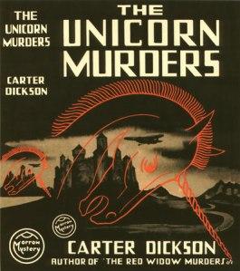 unicorn-murders
