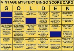 Vintage Challenge Scorecard
