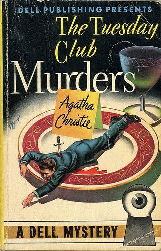 The Tuesday Club Murders: My Top Ten Agatha Christie novels.  c3a5ddf268c9c4adb2f1c7bd607a8560 In the spirit of celebrating Agatha  Christie's ...