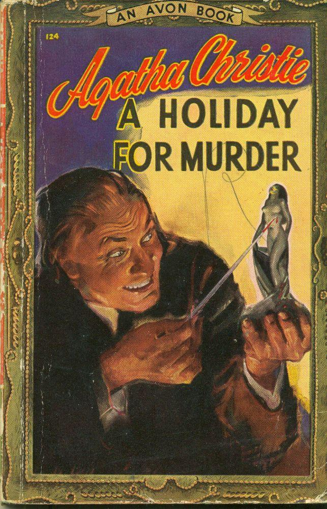 an analysis of the topic of agatha christies a holiday for murder