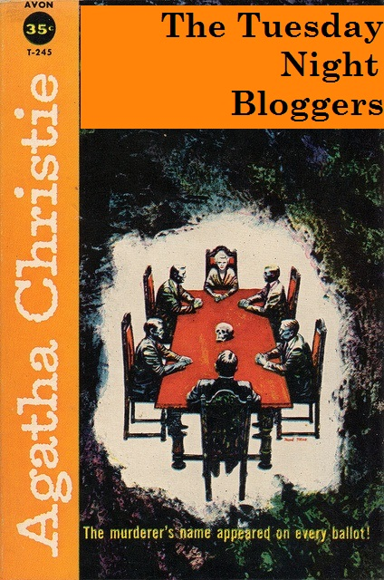 The Tuesday Night Bloggers My Favourite Agatha Christie Paperback