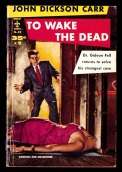 392 John Dickson Carr To Wake the Dead Avon 1