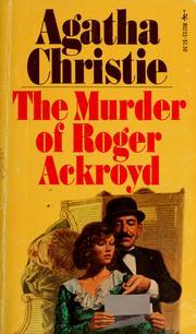 the murder of roger ackroyd 1926 pdf