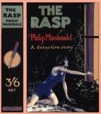 macdonald, philip the rasp collins trimmed