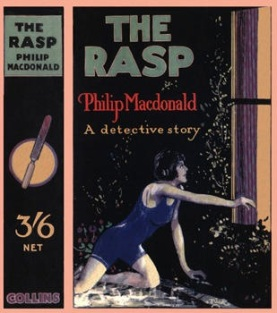 macdonald, philip the rasp collins trimmed