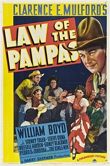 law_of_the_pampas_poster