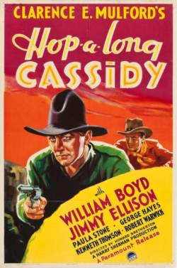 Hop-a-long Cassidy - 1sht