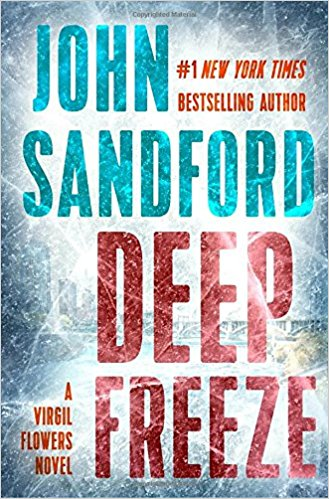 John Sandford, Deep Freeze