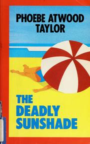 Phoebe Atwood Taylor, The Deadly Sunshade