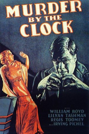 Murder by the Clock poster, 1931