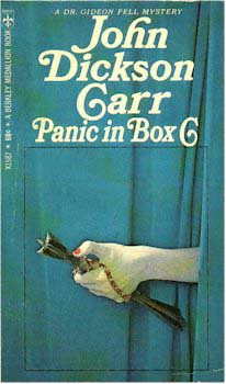 Panic in Box C, by John Dickson Carr