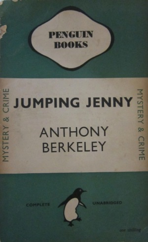 Jumping Jenny, by Anthony Berkeley