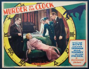 Murder by the Clock, 1931