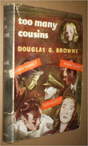 Too Many Cousins, Douglas G. Browne (1946)