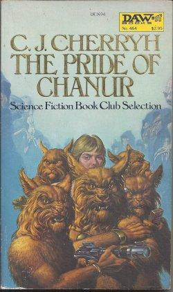 C. J. Cherryh, The Pride of Chanur