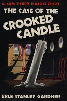 The Case of the Crooked Candle (1944)