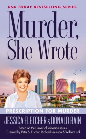 Murder, She Wrote, Prescription for Murder